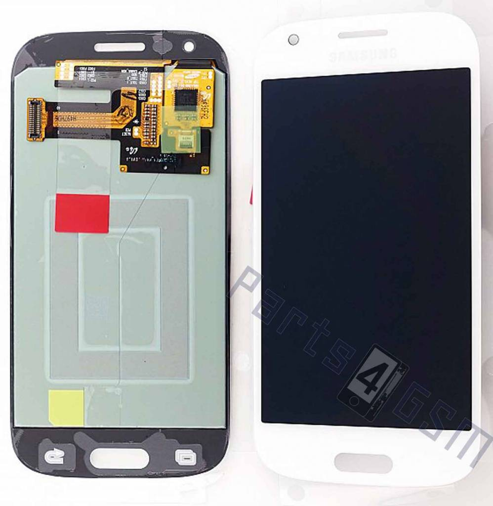 Samsung G357 Galaxy Ace 4 LCD Display Module White GH97 15986A