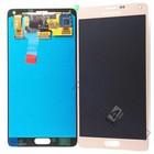 Samsung Lcd Display Module N910F Galaxy Note 4, Goud, GH97-16565C