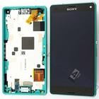 Sony Lcd Display Module Xperia Z3 Compact, Groen, 1289-2707