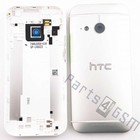 HTC Back Cover One Mini 2, Silver, 83H40013-02