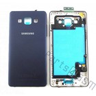 Samsung Back Cover A500F Galaxy A5, Black, GH96-08241B