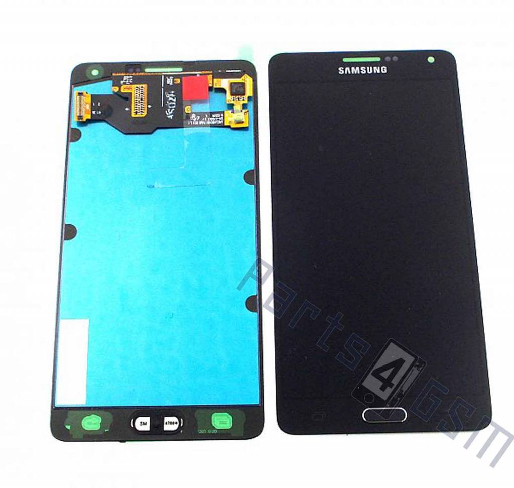 samsung a700f galaxy a7 lcd display module black gh97