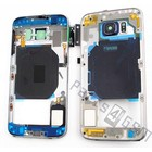 Samsung Mittel Gehäuse G920F Galaxy S6, Schwarz, GH96-08583A