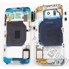 Samsung Middenbehuizing G920F Galaxy S6, Wit, GH96-08583B