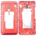 HTC Middenbehuizing One Max T6, Rood