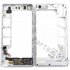Huawei Middle Cover Ascend G6, White