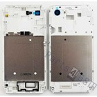 Sony Middenbehuizing Xperia E3, Wit, A/402-59080-0001