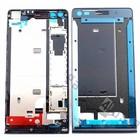 Huawei Front Cover Rahmen Ascend G6, Schwarz