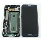 Samsung LCD Display Modul G928F Galaxy S6 Edge+, Schwarz, GH97-17819B