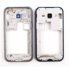 Samsung Middle Cover J100H Galaxy J1, Blue, GH98-36101B