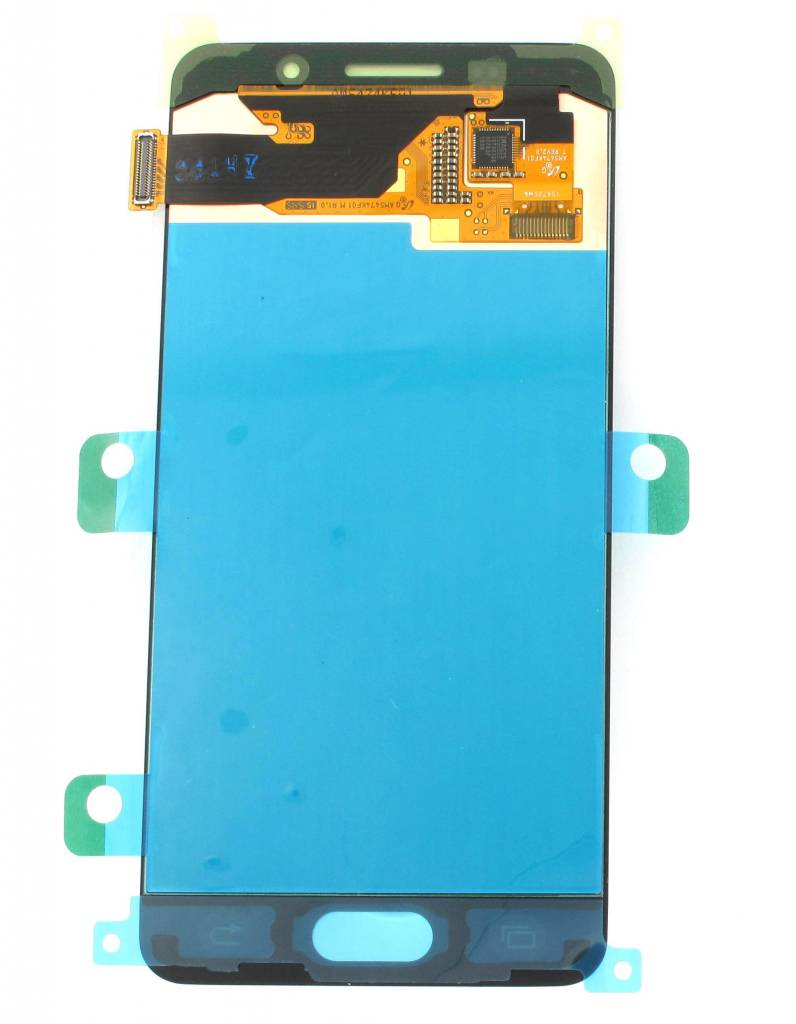 Samsung LCD Display Module A310F Galaxy A3 2016, Black, GH97-18249B