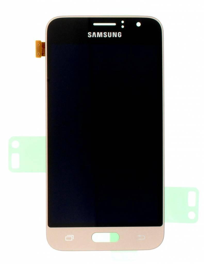 samsung j120f galaxy j1 2016 lcd display module gold. Black Bedroom Furniture Sets. Home Design Ideas