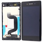 Sony LCD Display Module Xperia E3, Black, A/8CS-59080-0003