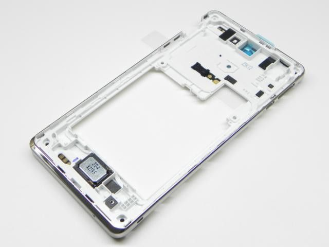 Sony Xperia V LT25i Middle Cover, White, 1268-4326 - Parts4GSM  Sony Xperia V L...