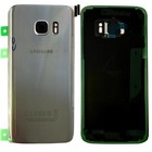 Samsung Battery Cover G930F Galaxy S7, Silver, GH82-11384B