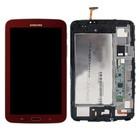 Samsung Lcd Display Module Galaxy Tab 3 7.0 T2100, Rood, GH97-14754D