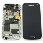Samsung LCD Display Modul i9195i Galaxy S4 Mini VE, Schwarz, GH97-16992A