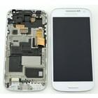 Samsung LCD Display Modul i9195i Galaxy S4 Mini VE, Weiß, GH97-16992B