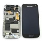 Samsung LCD Display Modul i9195i Galaxy S4 Mini VE, Deep Black, GH97-16992C