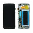 Samsung LCD Display Modul G935F Galaxy S7 Edge, Schwarz, GH97-18533A;GH97-18767A