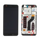 Huawei LCD Display Modul Nexus 6P, Schwarz, 02350MVN