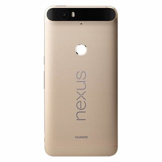 Huawei Nexus 6P Back Cover, Gold, 02350GOLD