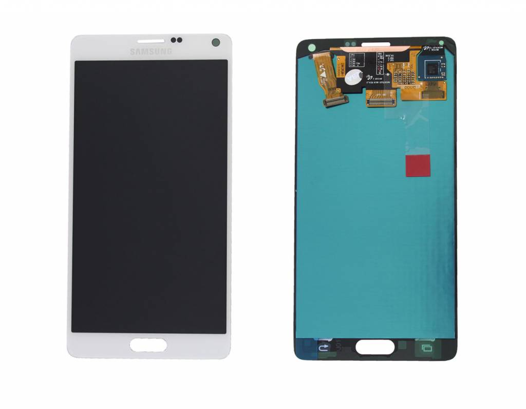 Samsung Lcd Display Module N910F Galaxy Note 4, Wit, GH97-16565A