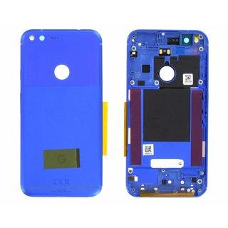 Google G-2PW2200 Pixel XL Back Cover, Blau, 83H40051-03