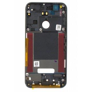 Google G-2PW2200 Pixel XL Back Cover, Schwarz, 83H40051-01