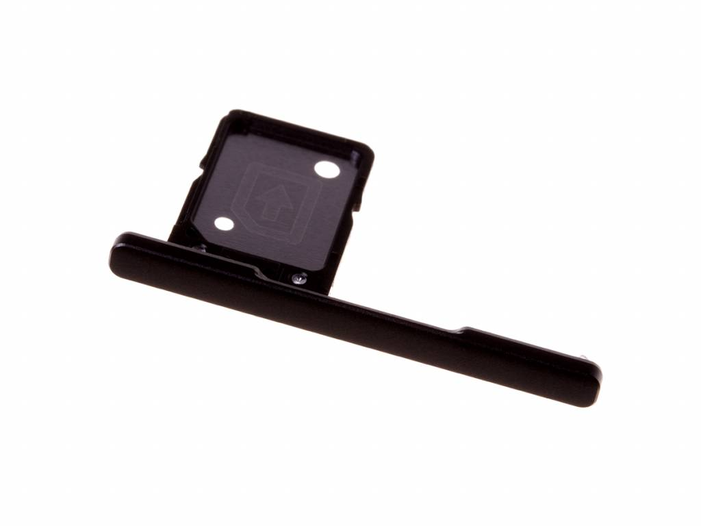 Sony Xperia Xa1 G3121 Sim Card Tray Holder Black 306j1x60800 Z2