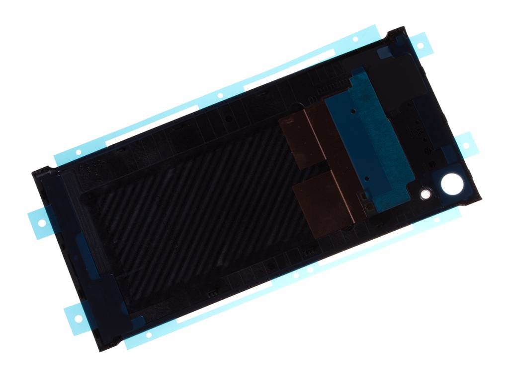sony xperia xa1 ultra g3221 battery cover black 78pb3500010
