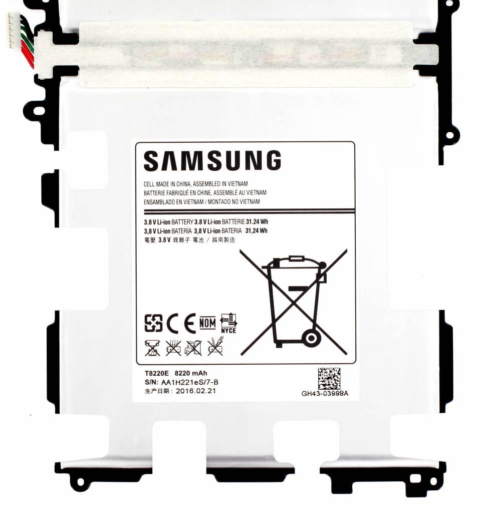 Samsung Galaxy Note 101 2014 Edition P6000 Battery T8220e 8220mah S Circuit Diagram Gh43 03998b