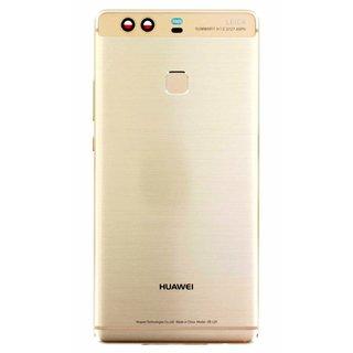 Huawei P9 Plus Dual Sim (VIE-L29) Back Cover, Gold, 02350UBQ