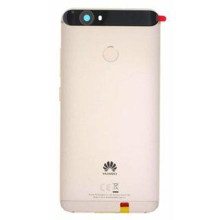 Huawei Nova Dual Sim (CAN-L11) Achterbehuizing, Goud, 02350YWF