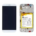 Huawei Lcd Display Module G8 (RIO-L01), Champagne/Wit, 02350KJG