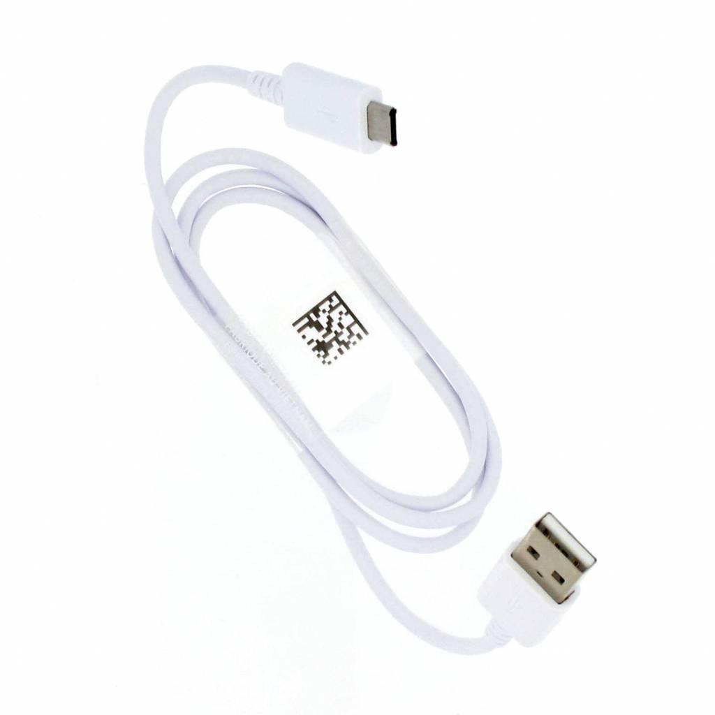 Samsung Micro Usb Cable White Ecb Du68we 08m Gh39 01710d Galaxy J120 2016 8gb Data