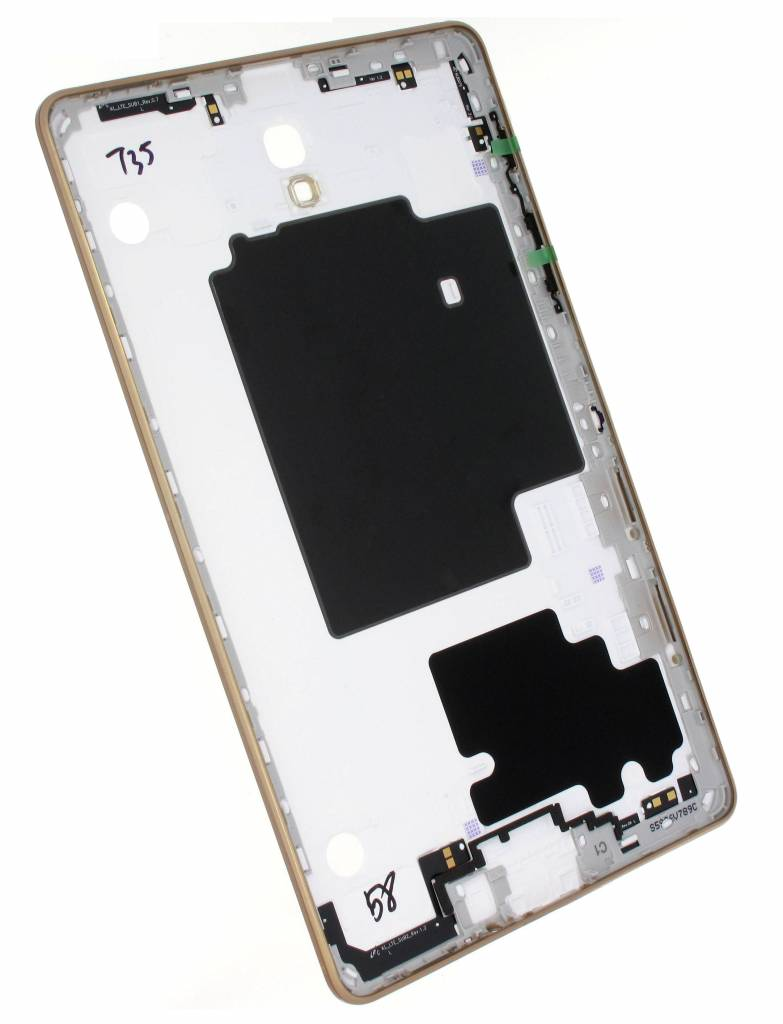 Samsung Galaxy Tab S 84 4g T705 Battery Cover White Gh98 33858a Baterai V Plus G313 Ace 4