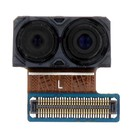 Samsung A530F/DS Galaxy A8 2018 Duos Dubbele Camera Module Voorkant, 16Mpix + 8Mpix, GH96-11386A