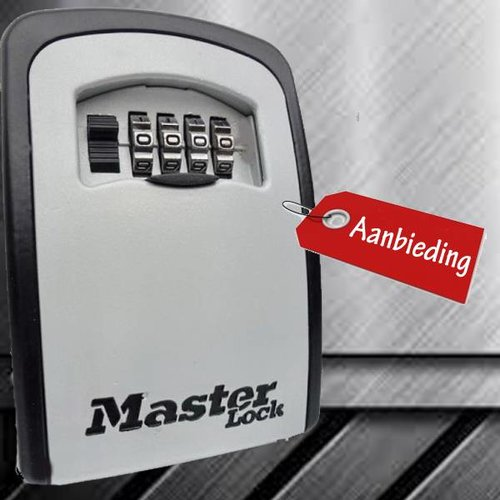 Masterlock Sleutelkluis Classic
