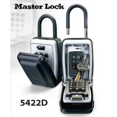 Masterlock Tiptoets SL sleutelkluis met Beugel