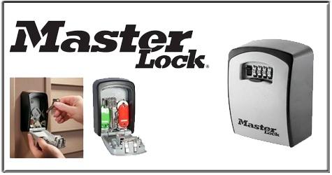 5401D Sleutelkluis Classic Masterlock