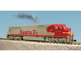 USA TRAINS SD 70 MAC Santa Fe Warbonnet