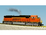 USA TRAINS SD 70 MAC BNSF Speed Lettering