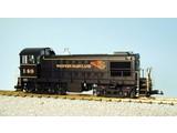 USA TRAINS ALCO S4 Western Maryland (Fireball)