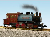 USA TRAINS Dockside 0-6-0 Virginia & Truckee