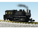 USA TRAINS Dockside 0-6-0 Colorado Mining Co.