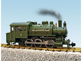 USA TRAINS Dockside 0-6-0 US Army