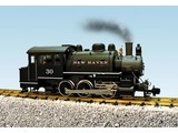 USA TRAINS Dockside 0-6-0 New Haven