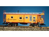 USA TRAINS Baywindow Caboose Chessie