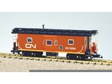 USA TRAINS Baywindow Caboose Canadian National